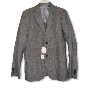 NWT Uniqlo Houndstooth career blazer size small
